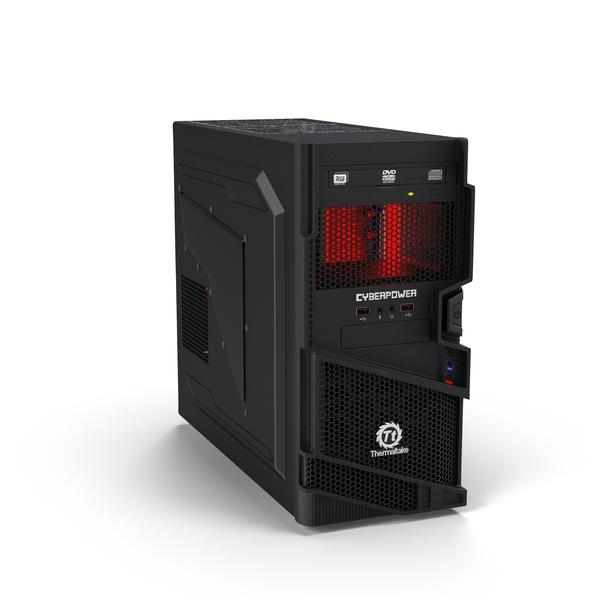 CyberpowerPC Computer Object