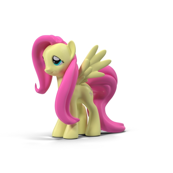 MLP Fluttershy Toy Object