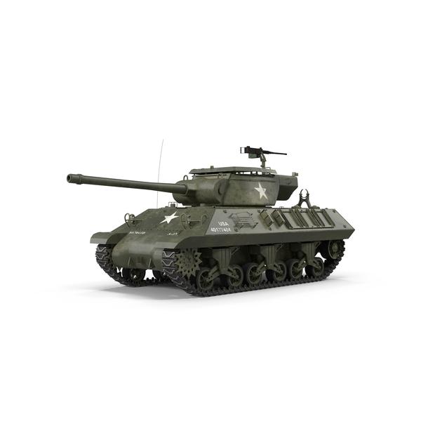 M36 Jackson Tank Destroyer Object