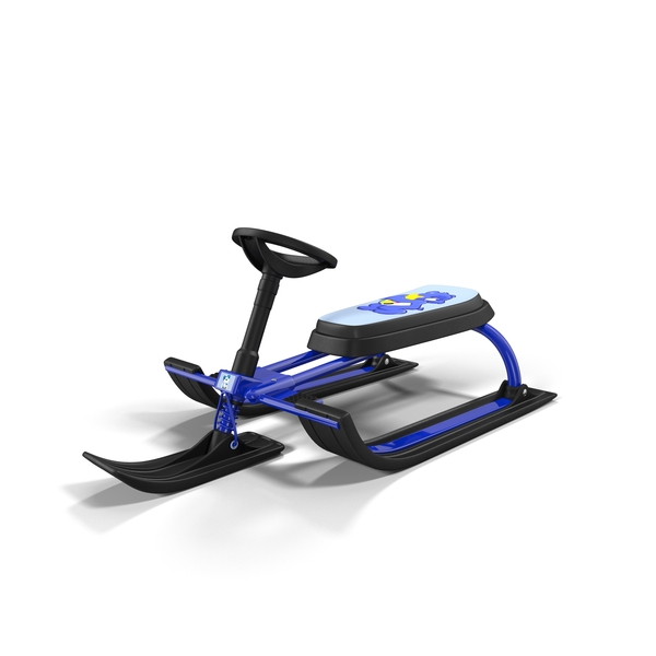 Snow Sled Object