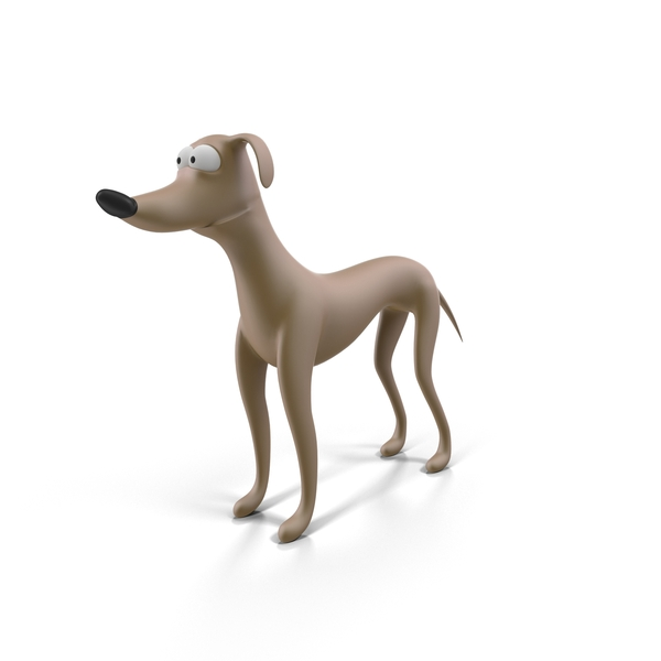 Cartoon Dog Object