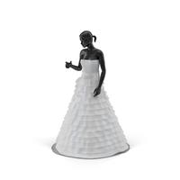 Showroom Wedding Dress Object