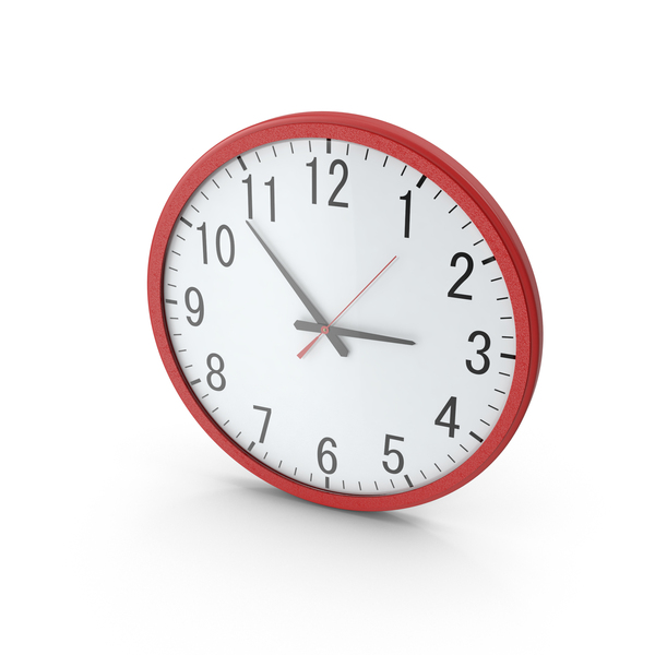 Wall Clock Object