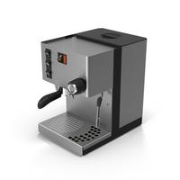 Rancilio Espresso Machine Object