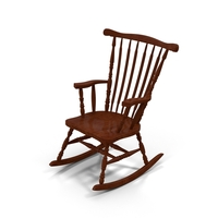Rocking Chair Object