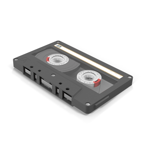 Audio Cassette Tape Object