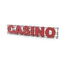 Casino Sign Object