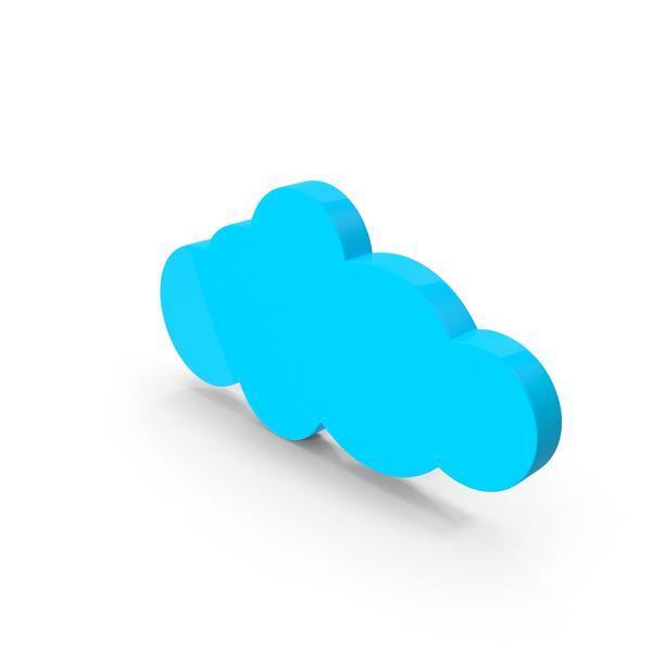 Cartoon Cloud  Object