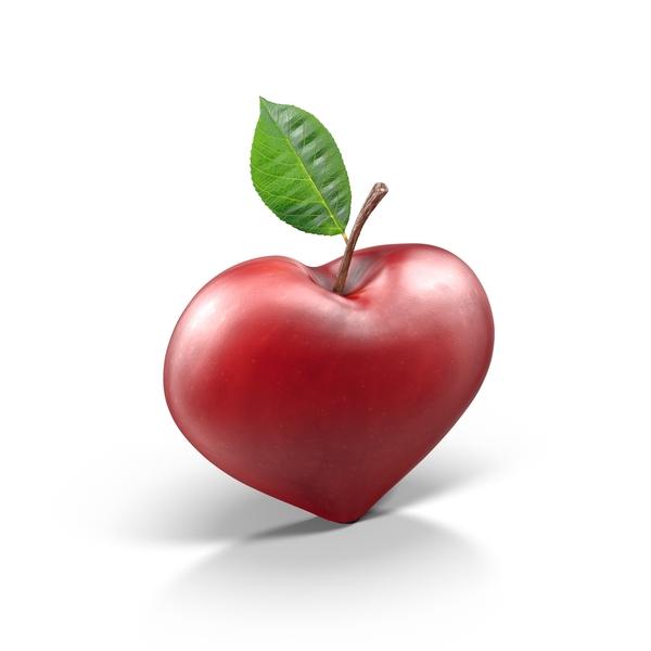 Apple Heart Object