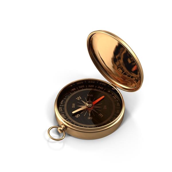Modern Compass Object