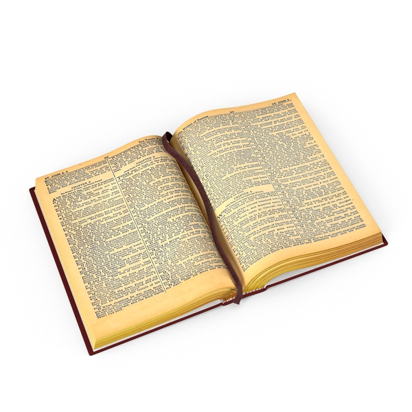 Open Bible Object