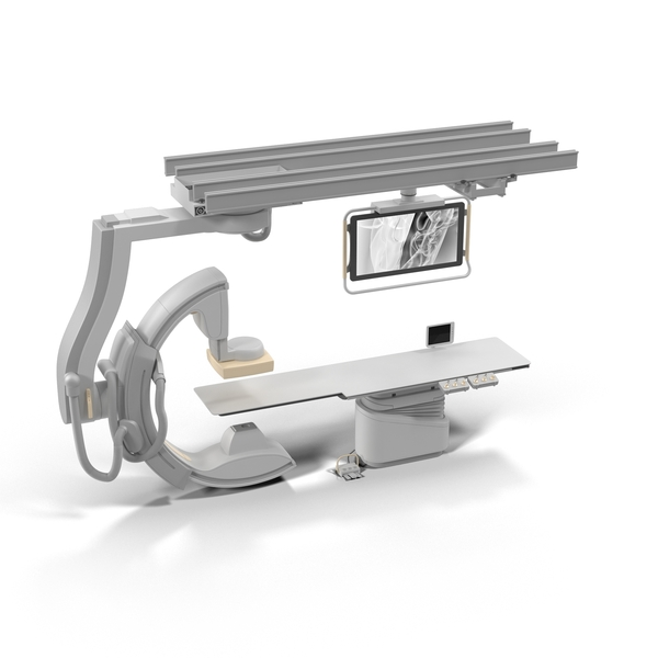 Multifunctional X-Ray System Object