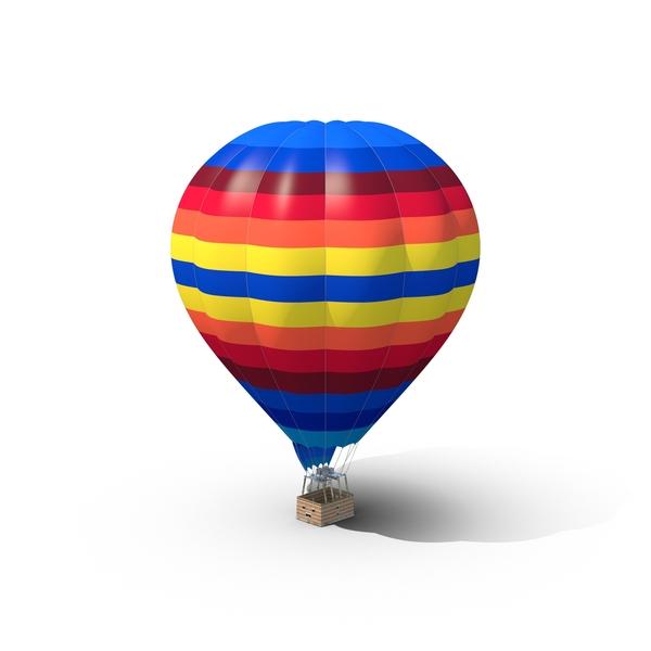 Air Balloon Object