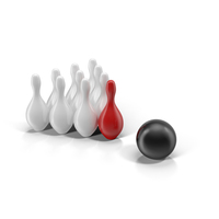 Bowling Set Object