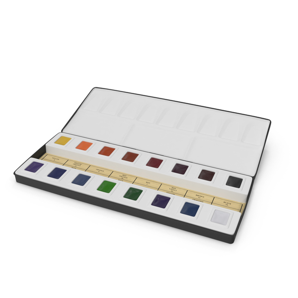 New Watercolors Object