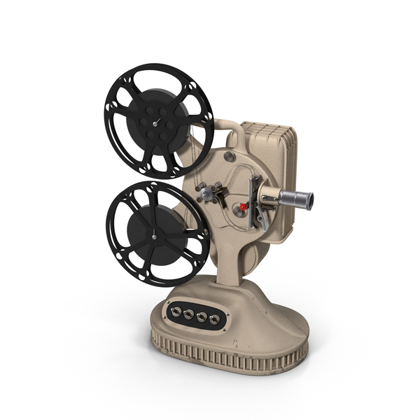Film Projector Object