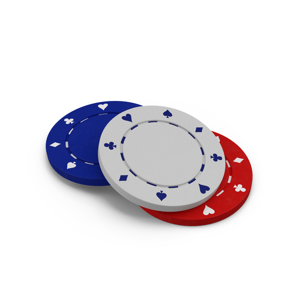Poker Chip Object