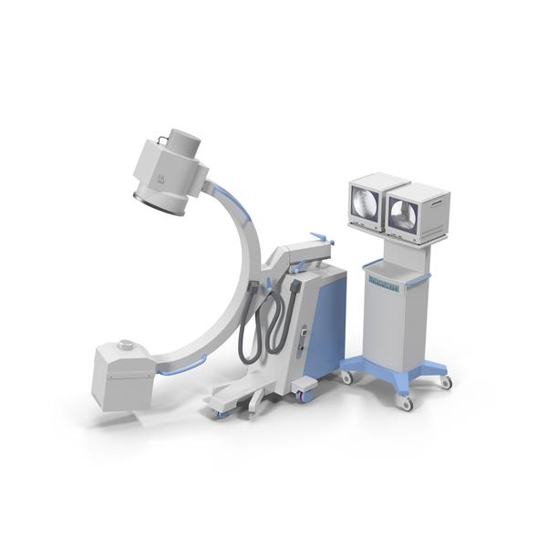 C-Arm X-ray Machine Object