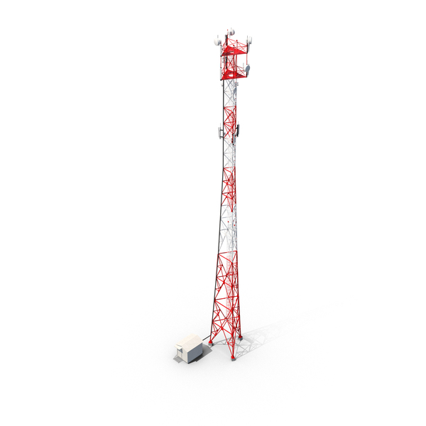 Telecommunication Tower Object