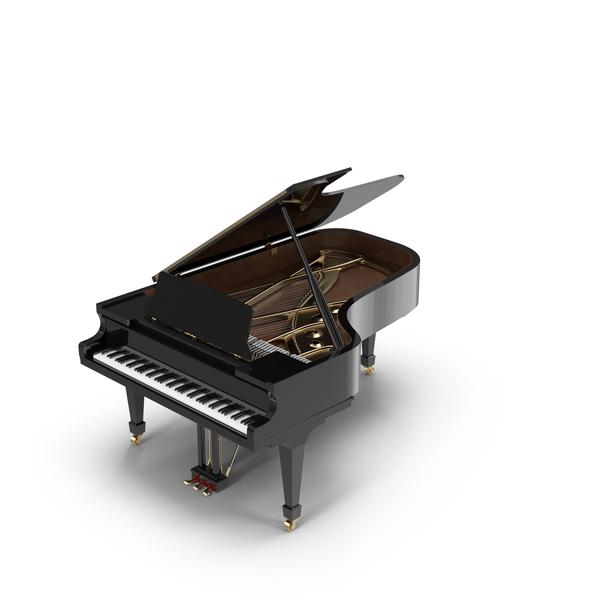 Grand Piano Object