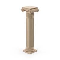 Ionic Column  Object