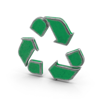 Recycle Symbol Object