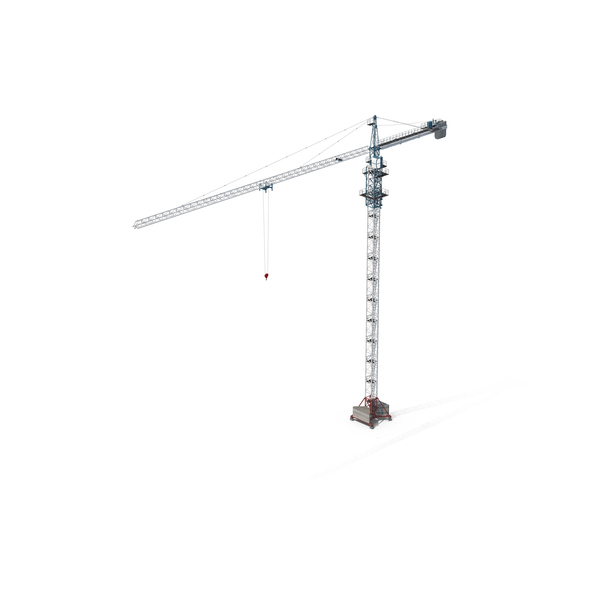Tower Crane Vs Mobile Crane : Construction images available for download as pngs with