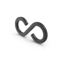 Infinity Symbol Object