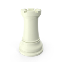 Rook Chess Piece Object