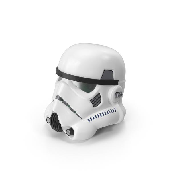 Stormtrooper Helmet Object
