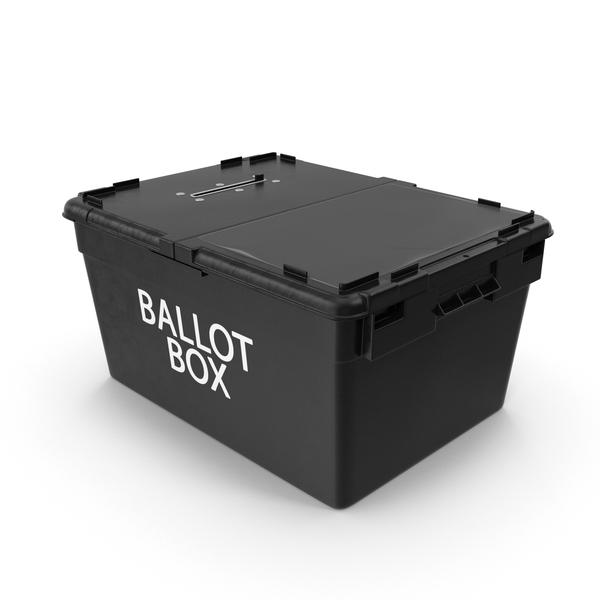 Ballot Box Object