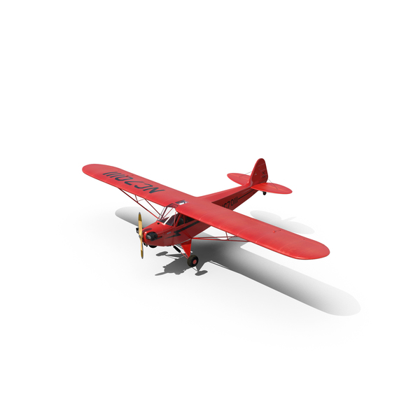 Red Light Aircraft  Object