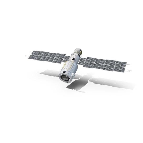 Zvezda Space Service Module Object