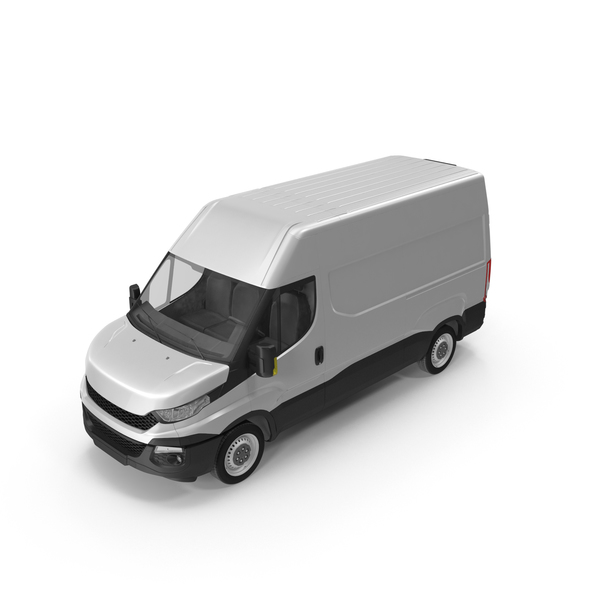 Iveco Daily Van 2016 Object