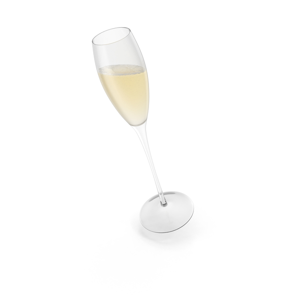 Champagne Flute Object
