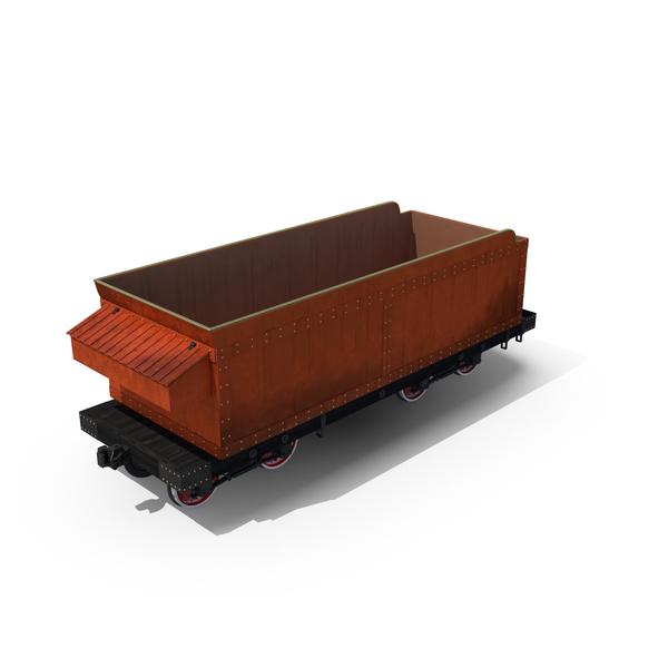 Hopper Car Object