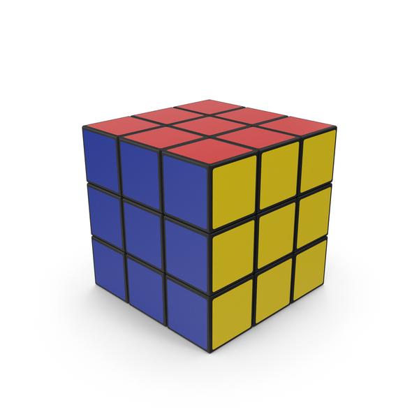 Rubik's Cube Object