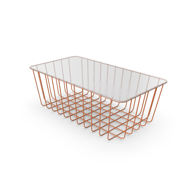 Wire Coffee Table Object