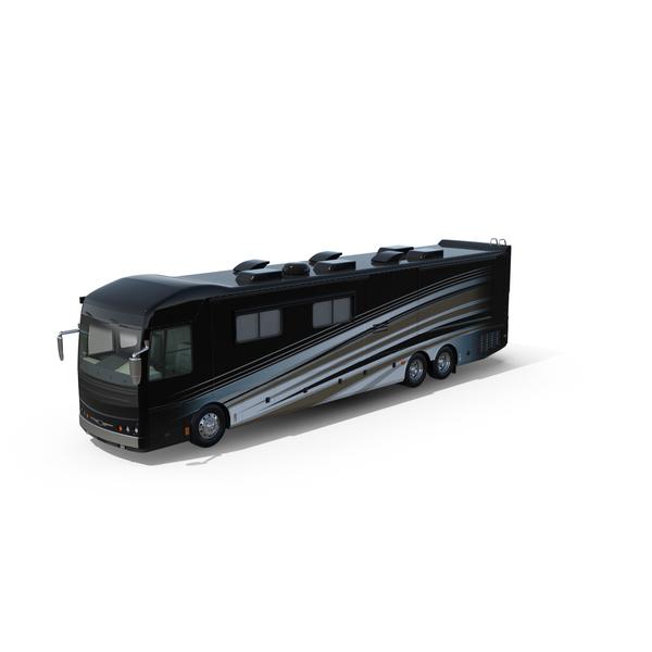 American Recreation Vehicle RV Object