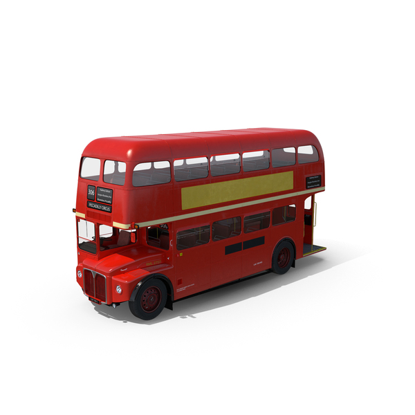 London Bus Routemaster Object