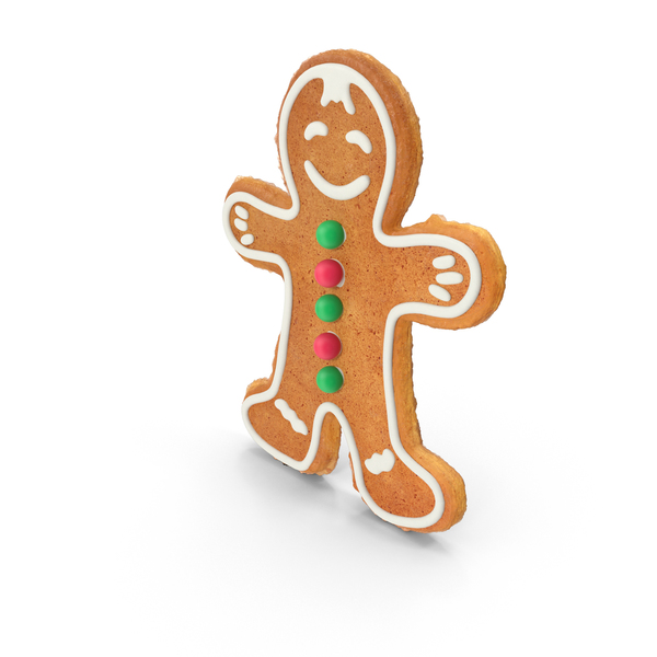 Gingerbread Man Object