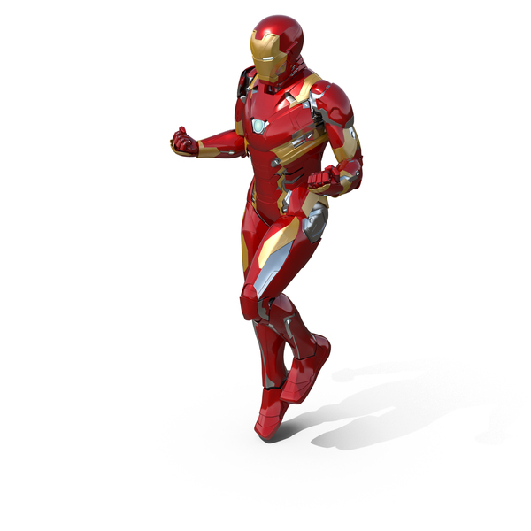 Iron Man Object