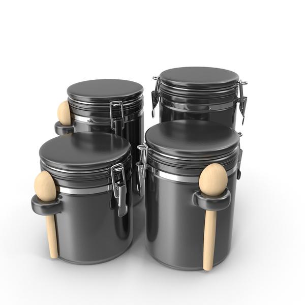 Ceramic Jars Object