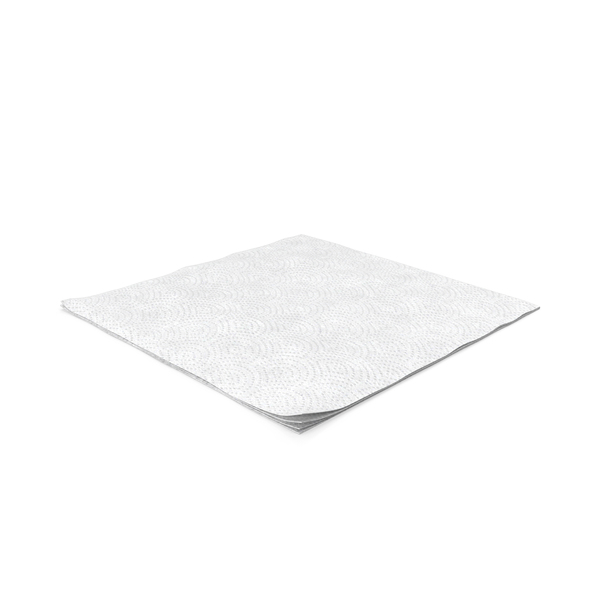 Beverage Napkin Object