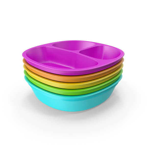 Baby Dishware Object