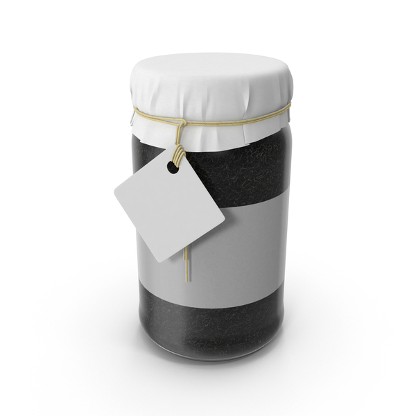 Covered Jar Object