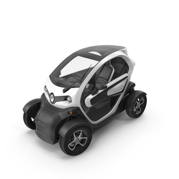 Renault Twizy Object