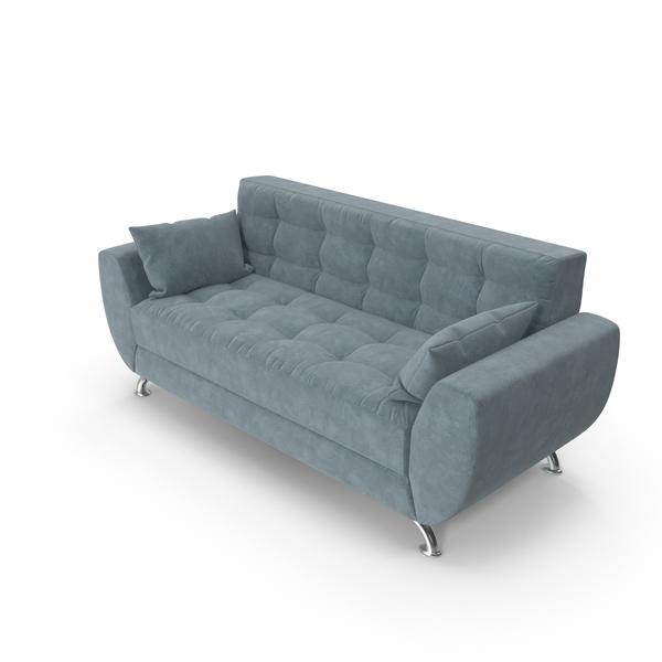 Gray Sofa Object