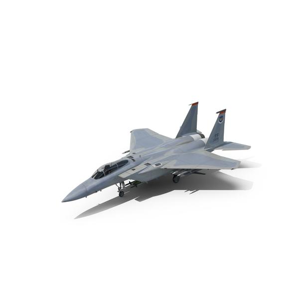 F-15 Fighter Jet Object