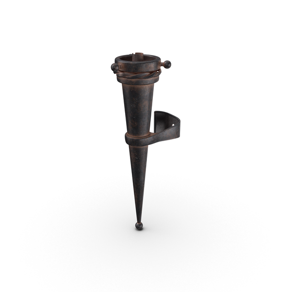Candle Wall Sconce Object